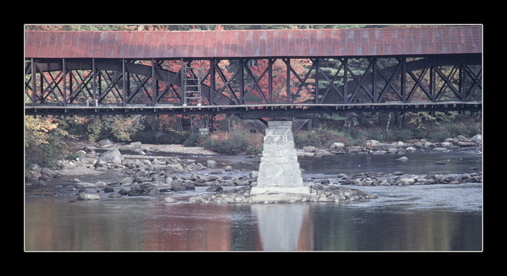 Sacco River Covered Bridge