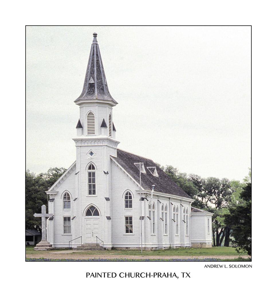 CHURCH-PRAHA ENTERIOR