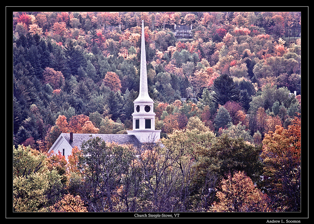 CHURCH STOWE VT