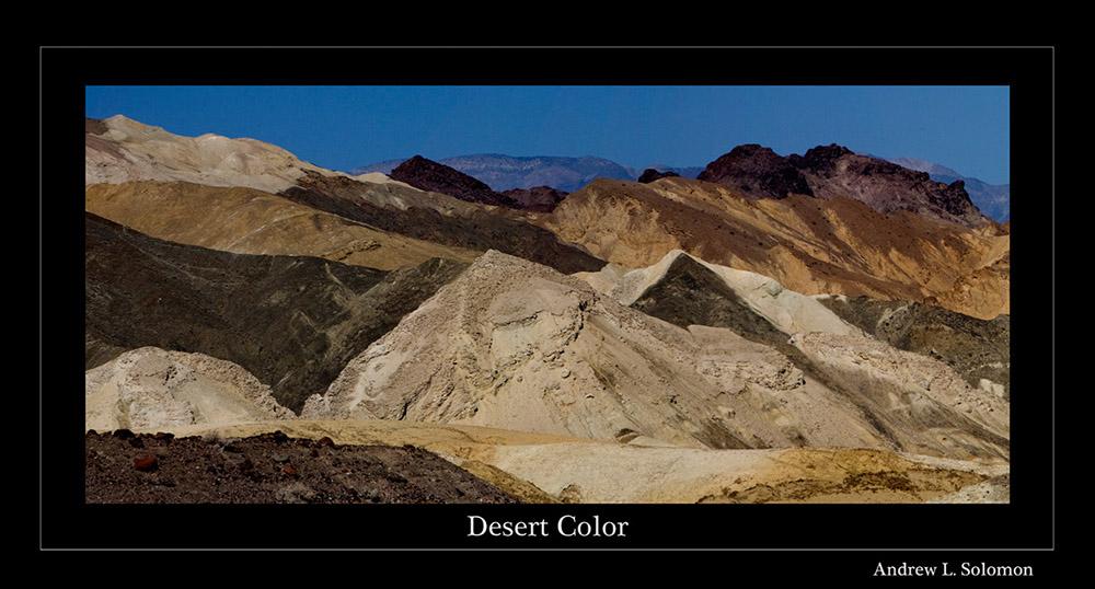 DESERT COLOR II GALLERY