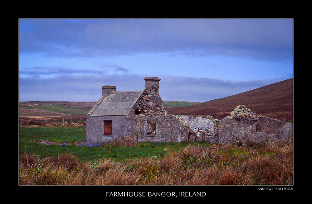 FARM HOUSE-BANGRO,IRELAND