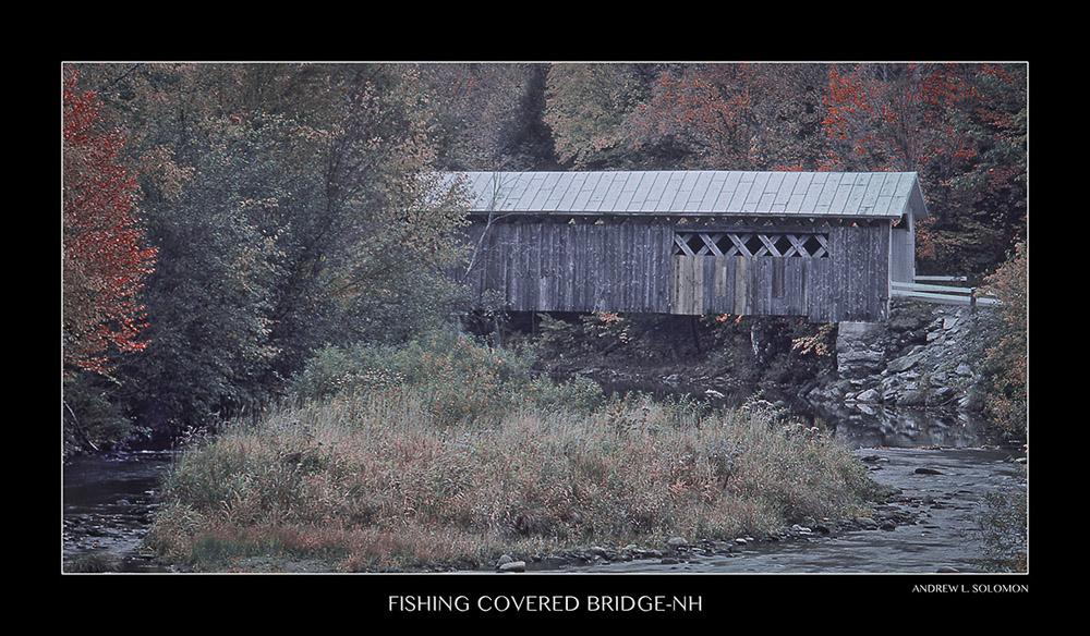 Fishing Covered Bridge