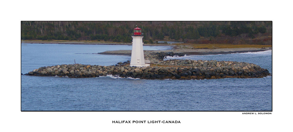 HALIFAX LIGHTOUSE