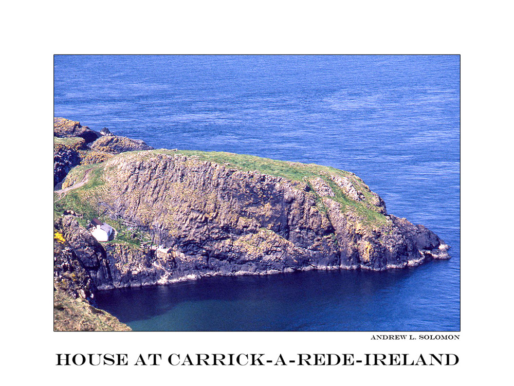 HOUSE AT CARRICK-A-RERE IRELAND