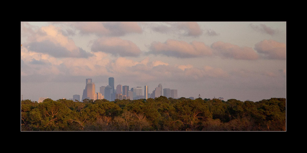 HOUSTON SKYLINE