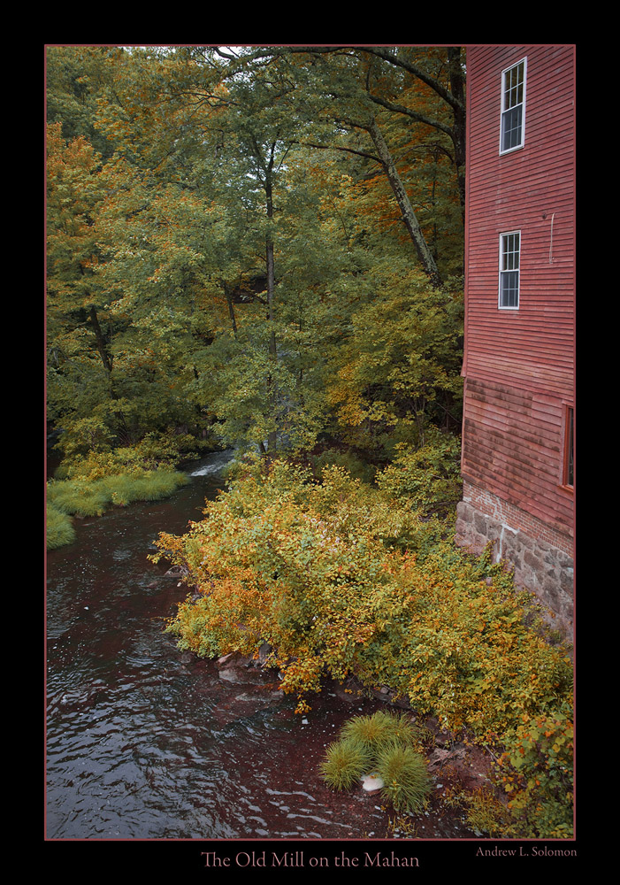 MILL ON THE MAHAN