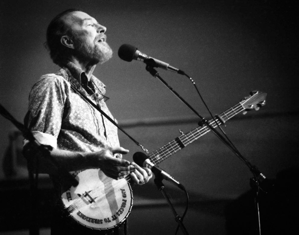 PETE SEEGER IN CONCERT