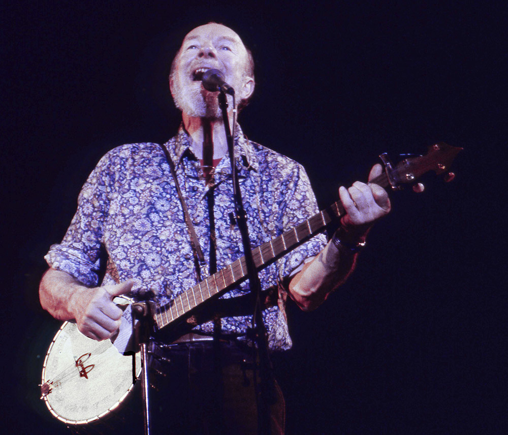 PETE SEEGER V4 1984