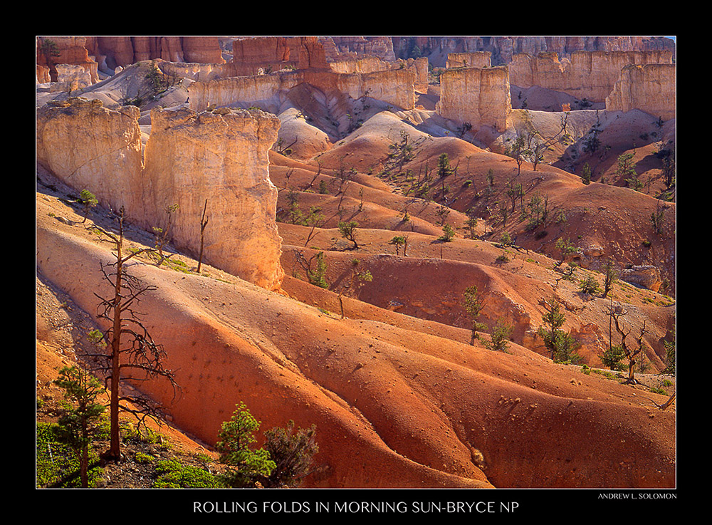 ROLLING FOLDS OF BRYCE