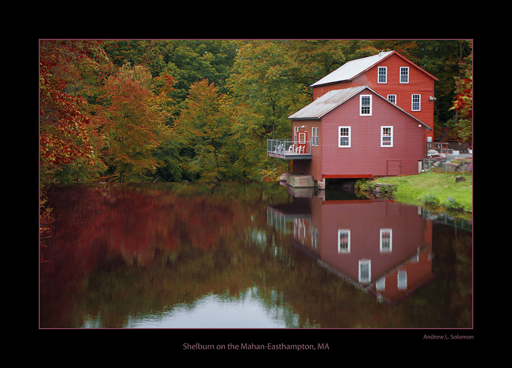 SHELBURN ICE CREAM MILL-FALL